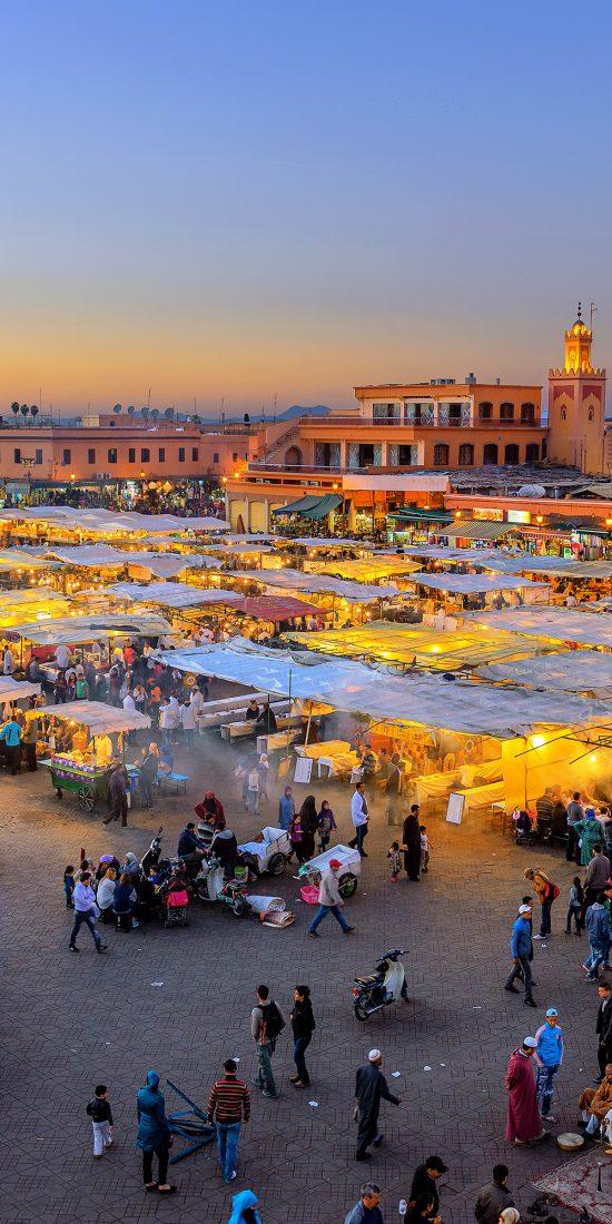 Marrakech merzouga tour